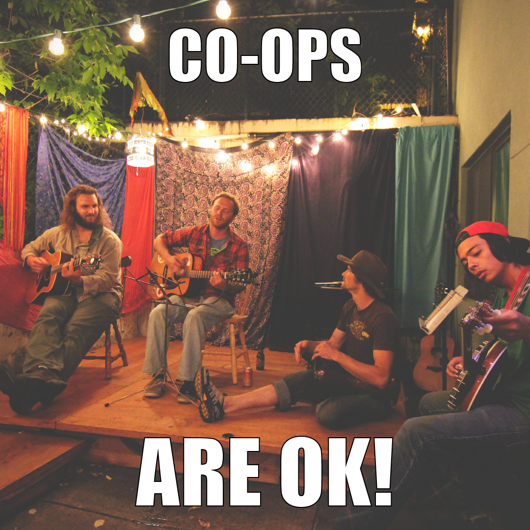 Co-ops