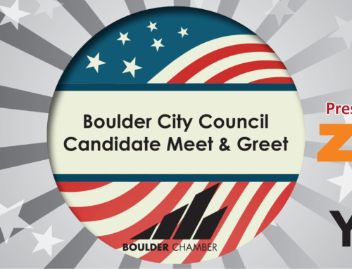 Boulder City Council Candidate Meet & Greet