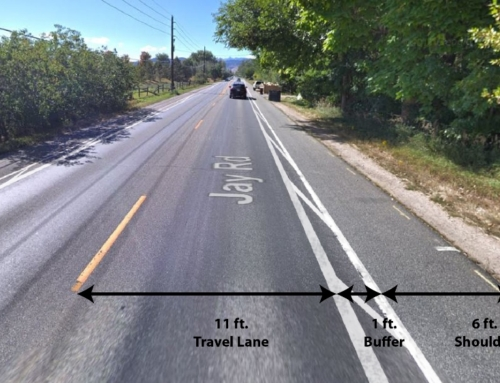 Jay Road Safety Improvements