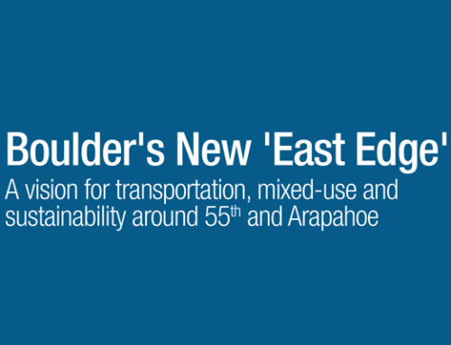 Subcommunity Planning – What's new for Boulder's East Edge