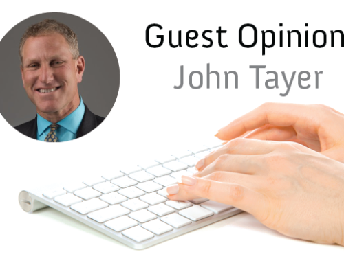 John Tayer: We can't regulate our way to paradise