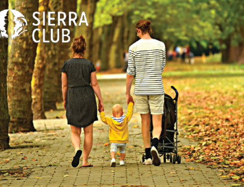 Sierra Club's Anti-Sprawl Initiative