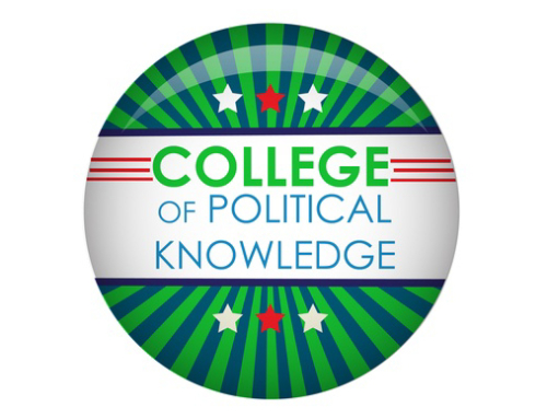 College of Political Knowledge 2019
