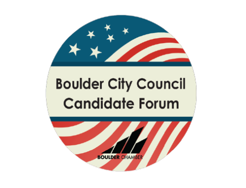 2019 Boulder Chamber City Council Candidate Forum